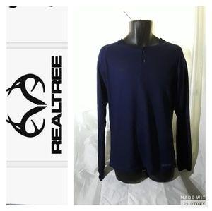 Realtree Thermal shirt size Medium. Long sleeves